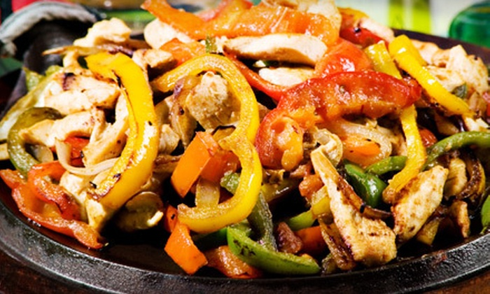 Fiesta Tapatia - Mishawaka: $10 for $20 Worth of Mexican Cuisine and Drinks at Fiesta Tapatia