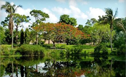 Half Off Garden Membership In West Palm Beach Mounts