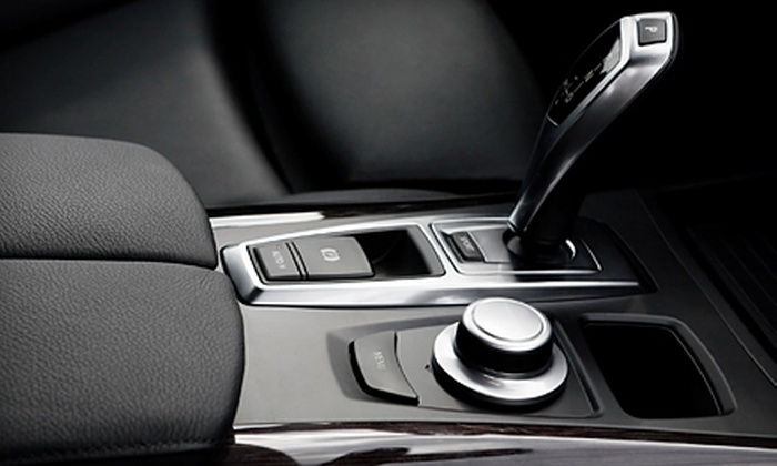 Diamond Shine Auto Detailing - Parsons Industrial: $69 for an Emerald Auto-Interior-Detailing Package at Diamond Shine Auto Detailing ($199.95 Value)