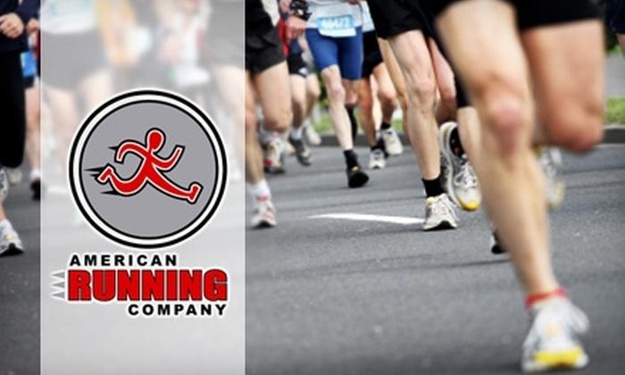 American Running Company - Dunedin: $20 for $40 Worth of Running Shoes and Apparel at American Running Company in Dunedin