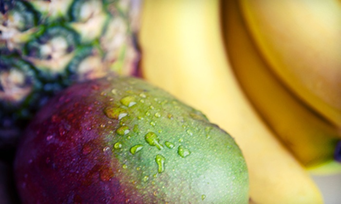 Coastal Pacific - Oxnard: $10 for $20 Worth of Certified Produce at Coastal Pacific
