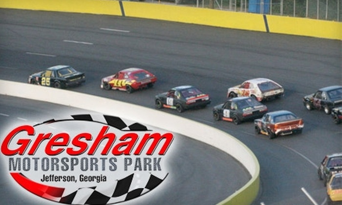 Gresham Motorsports Park - Jefferson: $10 for One Adult General-Admission Ticket to World Crown 300 Qualifying and Division Races at Gresham Motorsports Park ($20 Value)