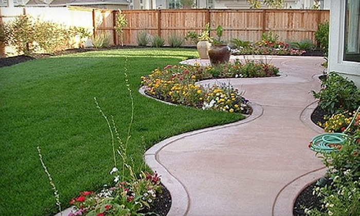 Traditional Lawn Care Service - Covington-Porterdale: $32 for Lawn Maintenance from Traditional Lawn Care Service (Up to $65 Value)