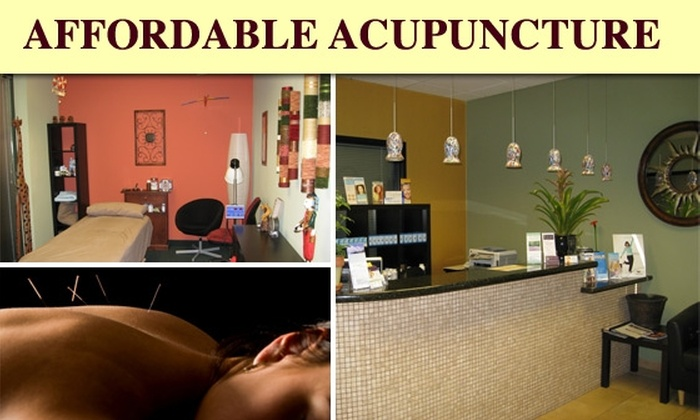 Affordable Acupuncture  - Northsight: $20 for Acupuncture Consultation and Treatment at Affordable Acupuncture