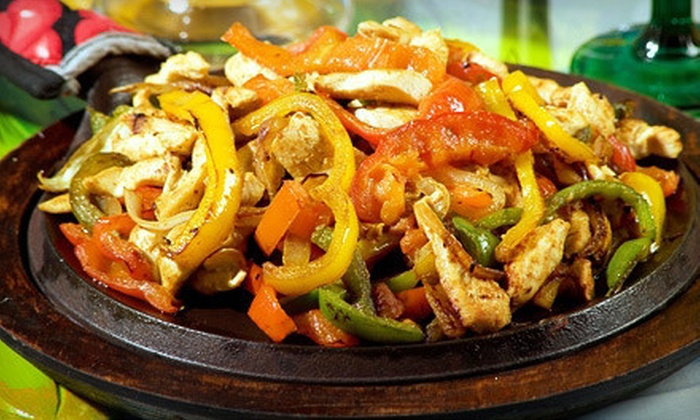 Ah Chihuahua - Midtown East: $26 for a Two-Course Tex-Mex Dinner and Margaritas for Two at Ah Chihuahua (Up to $65.85 Value)