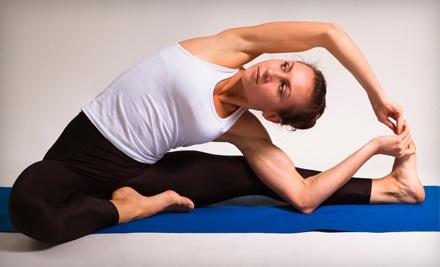 20 One-Hour Yoga Classes - Full Motion Fitness in Hopkins