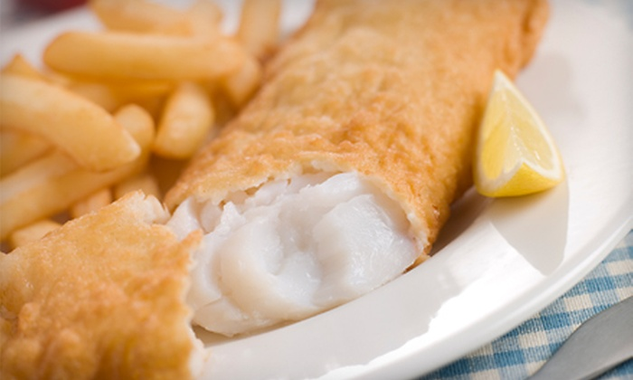 Westvale Fish Cove - Solvay: $7 for $15 Worth of Fried Fish and Market-Fresh Raw Seafood  at Westvale Fish Cove
