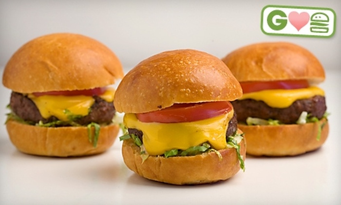 POP PUB - Greenwich Village: $5 for $10 Worth of Burgers and Beers at Pop Pub