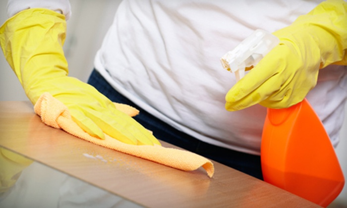 EcoMaids - Dayton: $59 for Environmentally Friendly House-Cleaning Services from EcoMaids of Dayton ($139 Value)