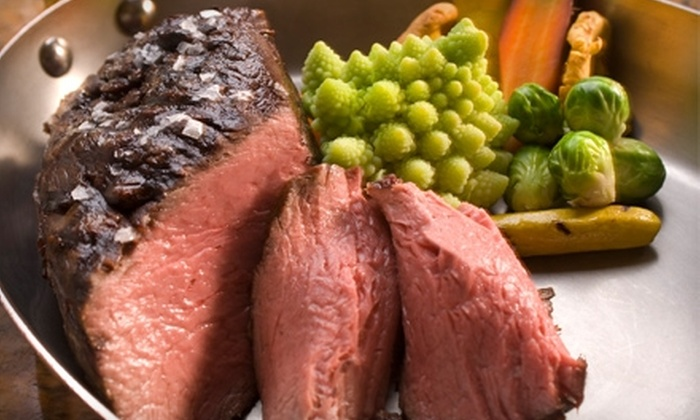 Benton's Prime Steakhouse - Kansas City: $20 for $40 Worth of Fine Dining at Benton's Prime Steakhouse