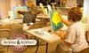 daVino & daVinci - Johnson City: $20 for a daVino & daVinci Painting Class in Johnson City ($45 Value)