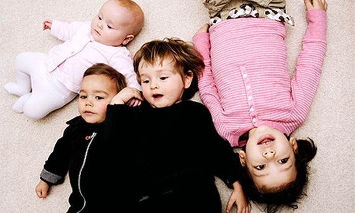 Oakridge Preschool & Infant Care - Chatsworth: $25 for $50 Worth of Services at Oakridge Preschool and Infant Care