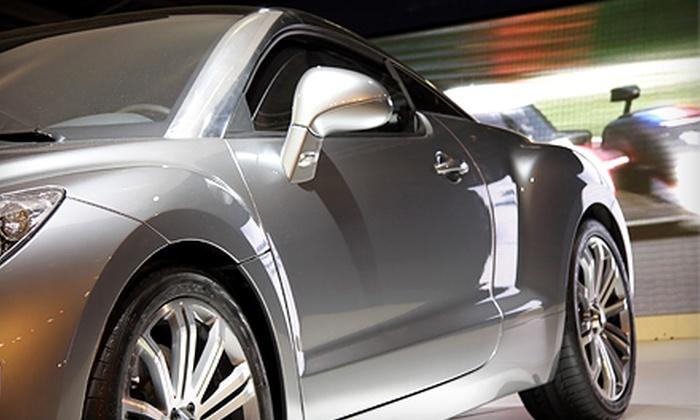 Plantation Car Wash Express - Denham Springs: $125 for a Full-Service Car-Care Package at Plantation Car Wash Express ($519.55 Value)
