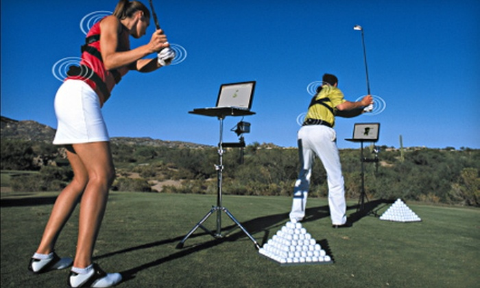 Reno/Tahoe Golf Academy - South Meadows: $28 for a Half-Hour Golf Lesson and Full-Day Club Pass to Reno/Tahoe Golf Academy ($75 Value)