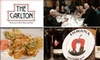 The Carlton Restaurant - Pittsburgh: $20 for $50 Worth of Exquisite Cuisine and Drinks at The Carlton Restaurant