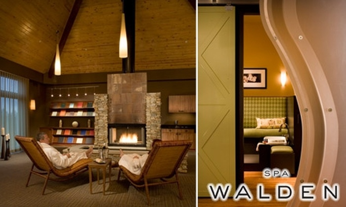 Spa Walden - Aurora: $49 for a Woman's Cut, Style, and Additional Color or Partial Highlights at Spa Walden (Up to $160 Value)