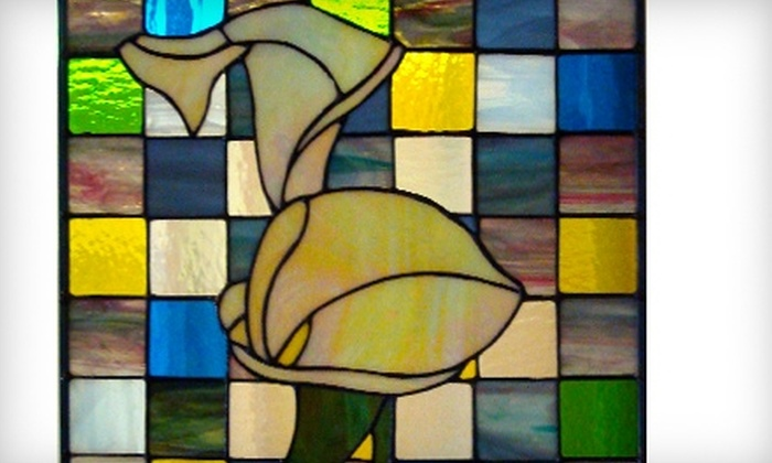 Creative Expressions Stained Glass - El Paso: $20 for $40 Toward Art, Repairs, or Classes at Creative Expressions Stained Glass