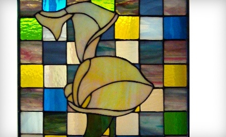 $40 Groupon to Creative Expressions Stained Glass - Creative Expressions Stained Glass in El Paso