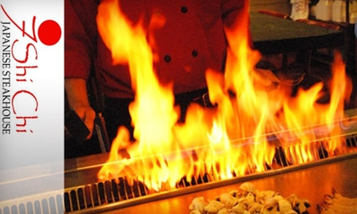 Shi Chi Japanese Steakhouse - Dublin: $15 for $30 Worth of Hibachi-Style Dinner and Drinks at Shi Chi Japanese Steakhouse