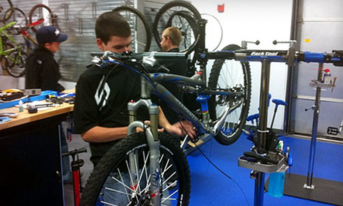 Spark Bike Run Sports - Taunton: $39 for a Bike Cleaning and Tune-Up at Spark Bike Run Sports in East Taunton ($85 Value)
