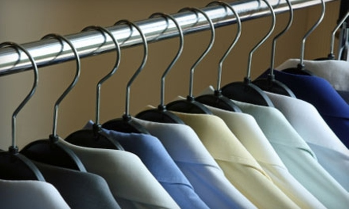 Fine Dry Cleaners - Multiple Locations: $10 for $22 Worth of Dry Cleaning at Fine Dry Cleaning