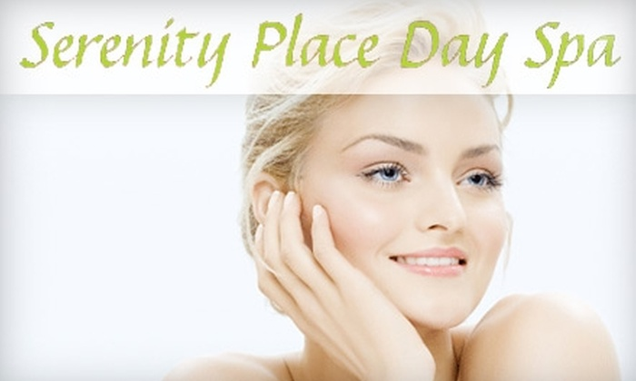 Serenity Place Day Spa - Southwest Oklahoma City: $25 for Any Facial at Serenity Place Day Spa
