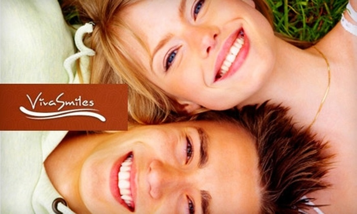VivaSmiles - Clayton: $99 for One of Five General, Cosmetic, or Orthodontic Treatments at VivaSmiles