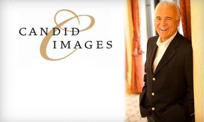 Candid Images - Ajax: $69 for a Portrait Session at Candid Images in Ajax ($337.87 Value)