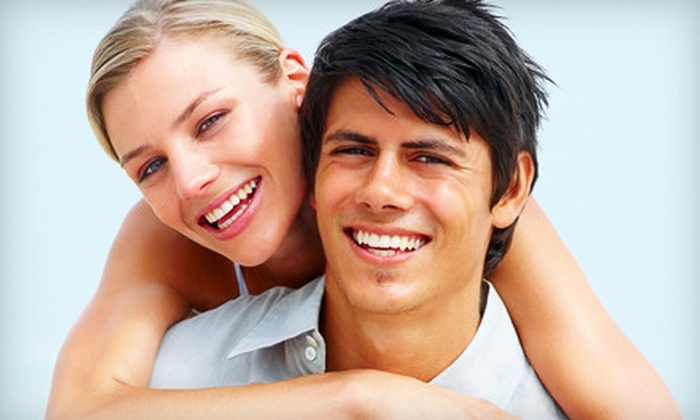 Boyd Thornton Dental - Belleau Woods: $179 for a Dental Package with Cleaning and a Zoom! Teeth-Whitening Session at Boyd Thornton Dental ($701 Value)