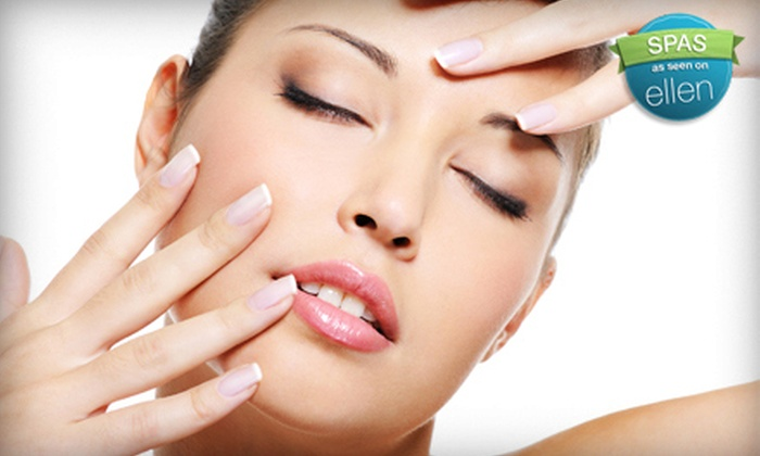 Salon Solaris at Sunstate Academy - Fort Myers: Facial or Facial and Mani-Pedi at Salon Solaris at Sunstate Academy