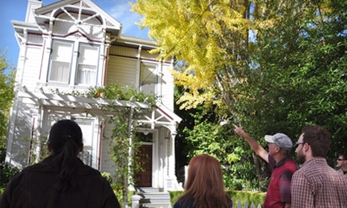 Chic Family Tours - Cental Napa: $32 for a Walking Tour of Downtown Napa and Wine Tastings from Chic Family Tours ($65 Value)