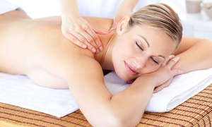 D Hair and Spa-Massage: 60- or 90-Minute Thai or Swedish Massage at D Hair & Spa-Massage (Up to 52% Off)