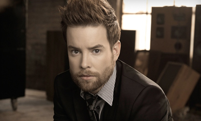 David Cook - Downtown Allentown: One Ticket to See David Cook at Crocodile Rock Cafe in Allentown on December 7 at 8 p.m. (Up to $25.95 Value)