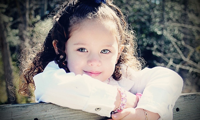 Remember When Family Photography - Lindenwold: $49 for On-Location Photo-Shoot Package for Up to Four from Remember When Family Photography (Up to $250 Value)