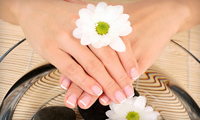 Polish Nail and Day Spa - Grey Gables/Bon Air: Signature Manicure, Spa Manicure, or Specialty Manicure at Polish Nail and Day Spa