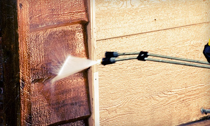 A1 Pressure Washing - 3: $125 for a Home Exterior Pressure Wash from A1 Pressure Washing (Up to $250 Value)