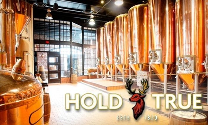 Alexander Keith's Brewery - Downtown Halifax: $8 for Single Admission at Alexander Keith's Brewery ($15.95 Value)