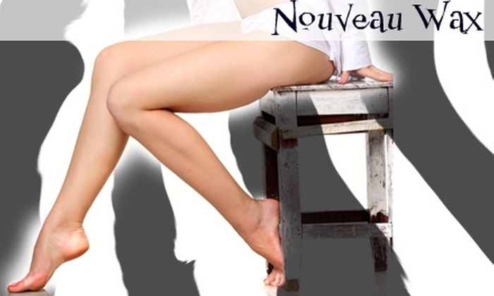 Nouveau Wax - University Hills: $12 for $30 Worth of Waxing Services at Nouveau Wax