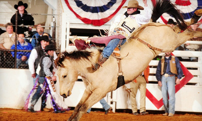 Fort Worth Stock Show & Rodeo  - Cultural District: Rodeo Ticket to Fort Worth Stock Show & Rodeo (Half Off). Choose from Six Dates.