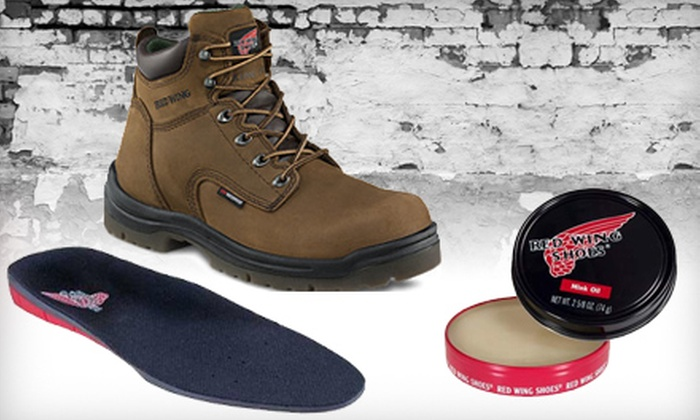 0b8a3144 Red Wing Shoes in - Fayetteville, North Carolina   Groupon