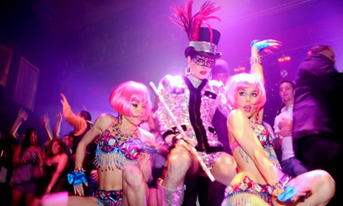 Circus Saturday - Webster Hall: Dance-Party Outing for One or Two to Circus Saturday at Webster Hall (Up to 80% Off)