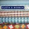 Half Off Fabric at Cloth & Bobbin in Narberth