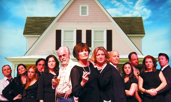 "Actor's Playhouse - Crafts: One Ticket to ""August: Osage County"" at Actors' Playhouse in Coral Gables. Four Dates Available."