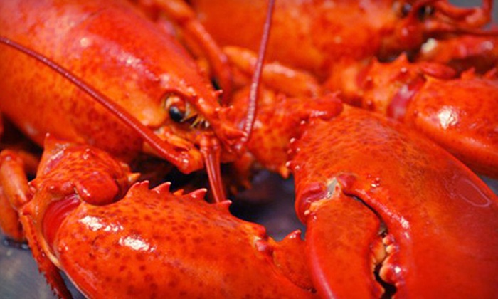 The Lobster Stop - Quincy Point: $15 for $30 Worth of Carryout Seafood at The Lobster Stop in Quincy