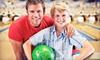 Don Carter Lanes - Multiple Locations: $12 for One Hour of Bowling with Shoe Rental for up to Five at Rockford-Area Bowling Centers (Up to $33 Value)