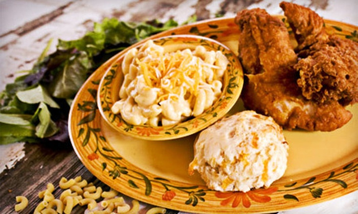 Chick'n & Fix'ns - East Battenfield: $5 for $10 Worth of Chicken and Sides at Chick'n & Fix'ns
