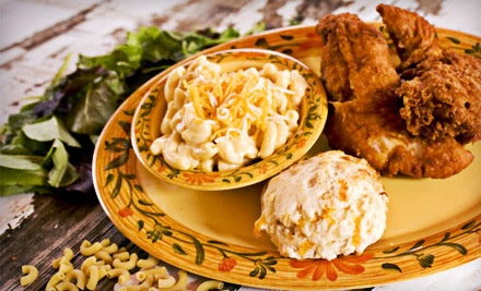 $10 Groupon to Chick'n & Fix'ns  - Chick'n & Fix'ns in Lansing