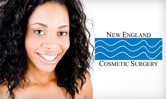 New England Cosmetic Surgery - Concord: $49 for Microdermabrasion or Chemical Peel at New England Cosmetic Surgery (Up to a $150 Value)