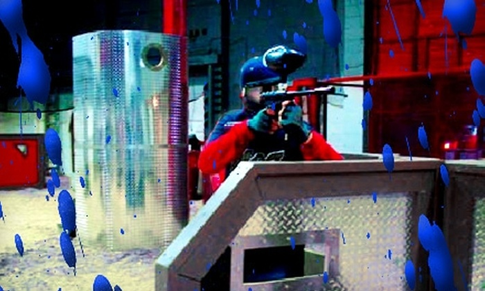 Orlando Paintball - Lockhart: $19 for a Full-Day Admission, Equipment, and Pizza Slice at Orlando Paintball (Up to $49.95 Value)