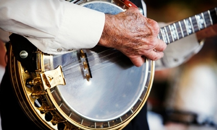 Concho Valley Bluegrass Festival - San Angelo: $10 for a Weekend Pass to the Concho Valley Bluegrass Festival ($20 Value)